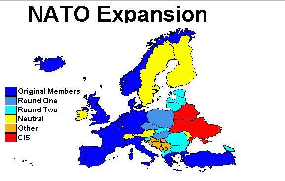 a look at the disadvantages of nato expansion