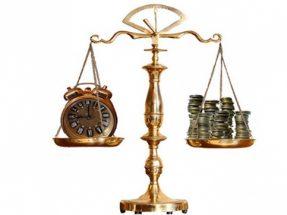 Весы время/деньги